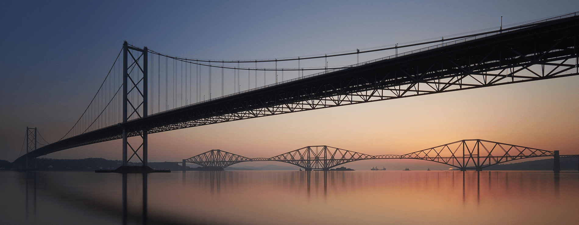 The Forth Bridges – © Steven Hume – stevenhume@gmail.com