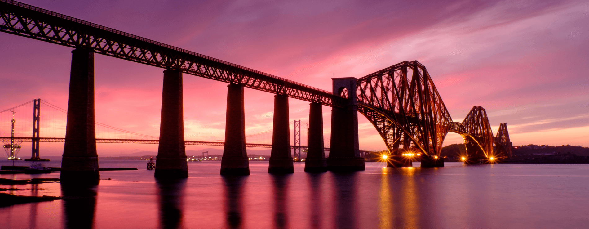 Forth Bridge  – © Steven Hume – stevenhume@gmail.com