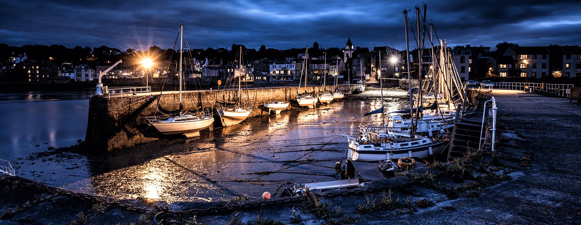 Harbour – © Steve Hume – stevehume@gmail.com
